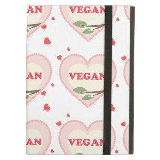 Vegan Heart iPad Air Case