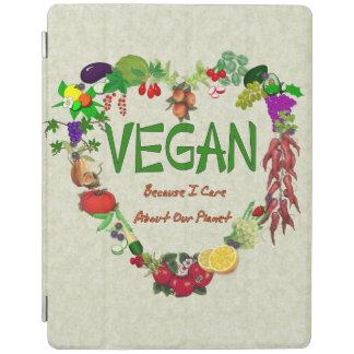 Vegan Heart iPad Cover