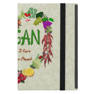 Vegan Heart iPad Mini Case