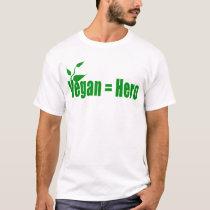 Vegan Hero Gift T-Shirt