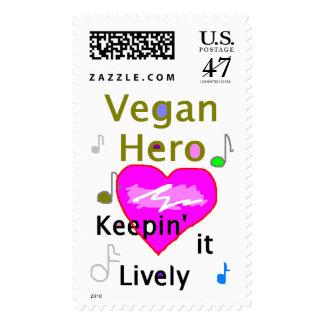 Vegan Hero Stamp 2
