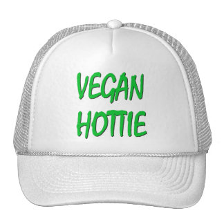 VEGAN HOTTIE Cap/Hat Trucker Hat
