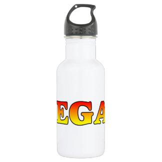 Vegan in Flames Stainless Steel Water Bottle