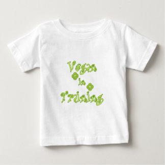 Vegan in Training Baby T-Shirt