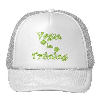 Vegan in Training Hats