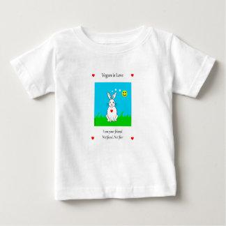 Vegan is coils baby T-Shirt