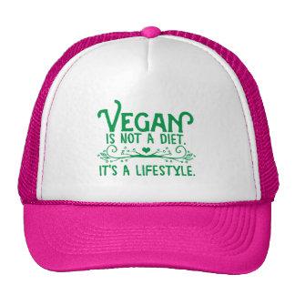 Vegan is not a Diet Trucker Hat