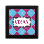 Vegan Jewelry Box
