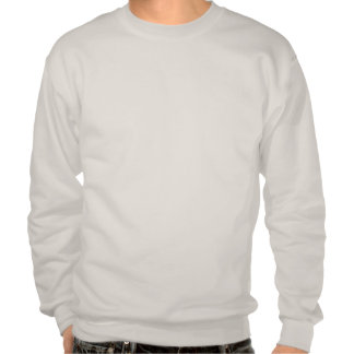 Vegan Just For the Health of It Pull Over Sweatshirt