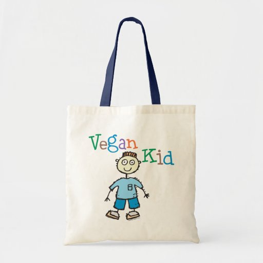 Vegan Kid Boy Bag