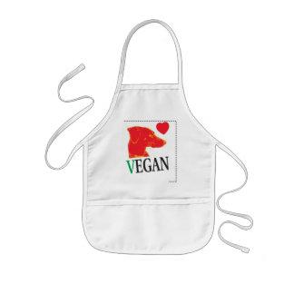 Vegan Kids' Apron