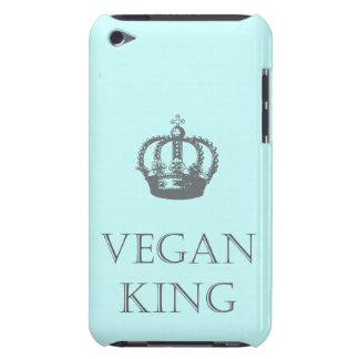 Vegan King iPod Touch Cases