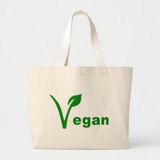 Vegan Large Tote Bag