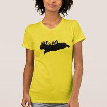 Vegan Leaping Bunny T-Shirt