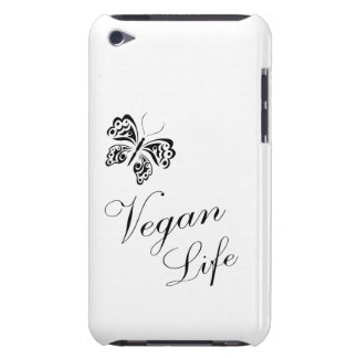 Vegan Life Barely There iPod Cases
