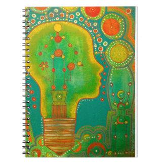 Vegan light computer note books