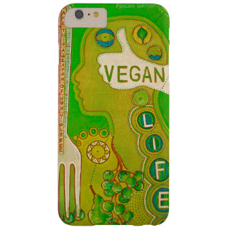 Vegan like barely there iPhone 6 plus case