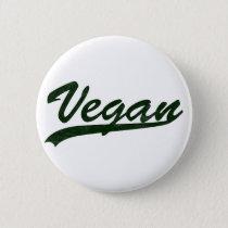 Vegan Logo Badge Button