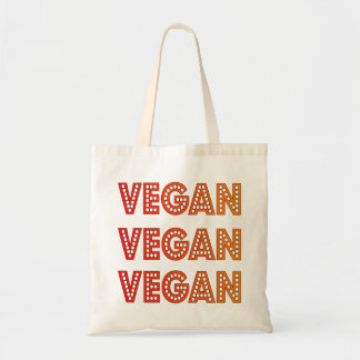 Vegan Logo Tote Bag