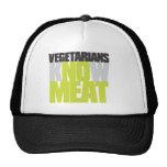 Vegan..loVe Eating veGgiies And Nuts Mesh Hat