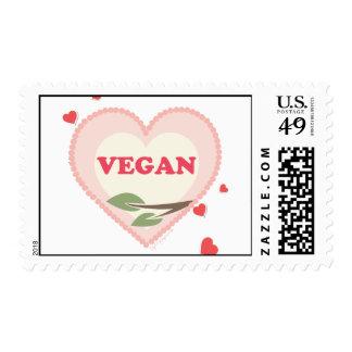 Vegan Love Stamp