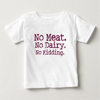 Vegan Message Tee shirt