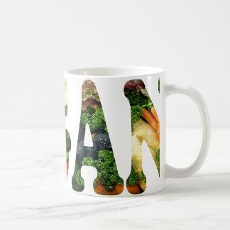 Vegan Classic White Coffee Mug