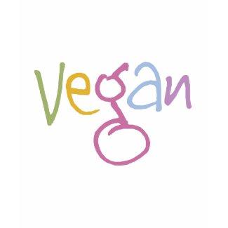 Vegan Multicolor shirt
