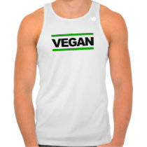 Vegan NB Race Singlet T Shirts