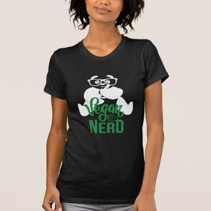 Vegan Nerd T-Shirt