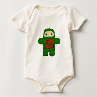 Vegan Ninja Bodysuit