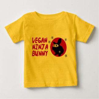Vegan Ninja Bunny Shirt