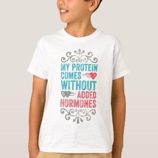 Vegan No Added Hormones T-Shirt