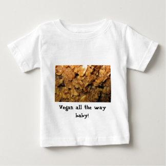 Vegan Oatmeal Cookies Baby T-Shirt