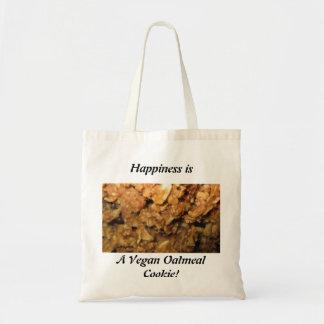 Vegan Oatmeal Cookies Tote Bag