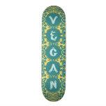 Vegan on Board Custom Skate Board