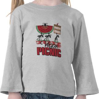 Vegan Picnic Vegan Toddler T-Shirt