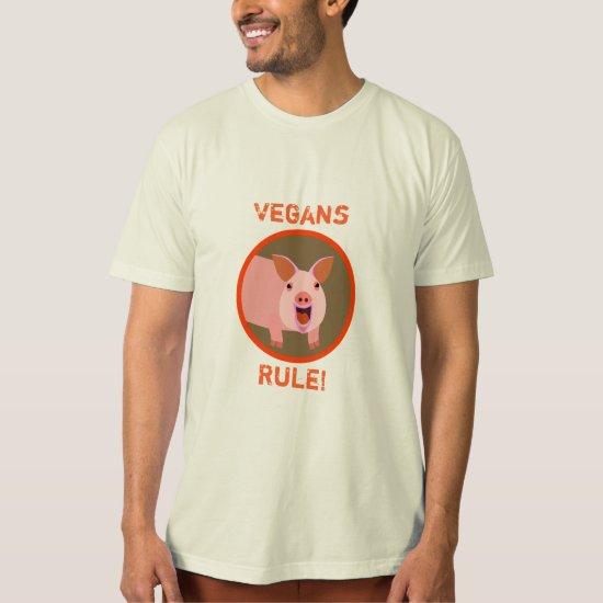 Vegan Pig Tee