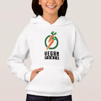 Vegan Power Hoodie