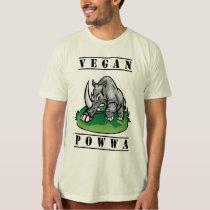 Vegan Power (Rhino) T-Shirt