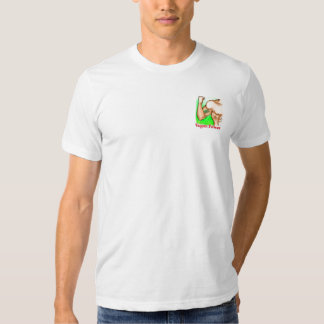 vegan power t shirt