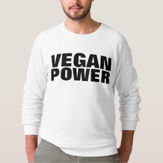 VEGAN POWER T-SHIRTS & SWEATSHIRTS