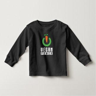 Vegan Power Toddler T-shirt