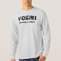 Vegan powered by plants T-Shirt