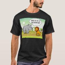 Vegan protein bro Tshirt