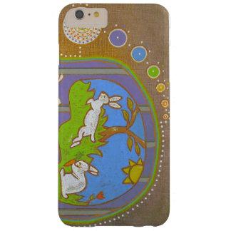 Vegan rabbit free barely there iPhone 6 plus case