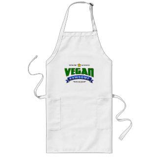 Vegan Rawsome Power Long Apron