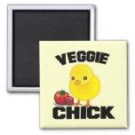 Vegan Refrigerator Magnets