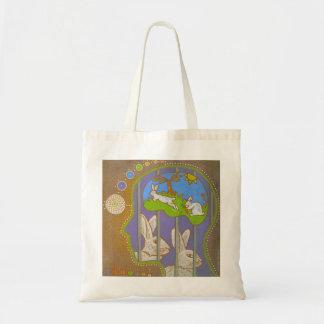 Vegan release tote bag