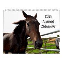 Vegan Rescue Animal Calendar 2018